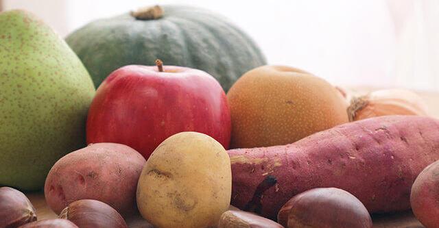 鶴見医師に聞く「秋の味覚と健康」について